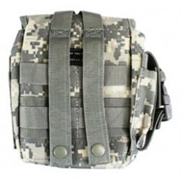 AMA MOLLE Large Utility Pouch - Army Digital ACU