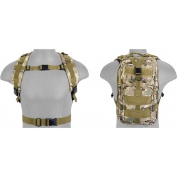 UK Arms Airsoft 600D Polyester Tactical Backpack MOLLE
