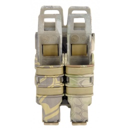 UK Arms Single Rifle/ Double Pistol Quick Detach Pouches - MDR