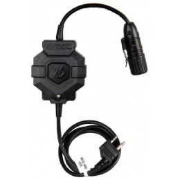 Z-Tactical Airsoft Wireless PTT Radio/Headset Adapter - Midland Version