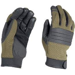 OPS Tactical Airsoft Padded Gloves - SAGE