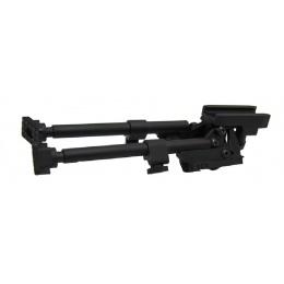 Lancer Tactical Tactical Airsoft Bipod - Retractable