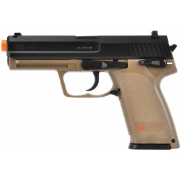Elite Force Airsoft Desert H&K USP CO2 Pistol UMAREX Licensed