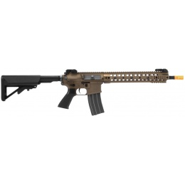 APEX Airsoft M4 Platform AEG AR5 M12 URX GEN 2 - DARK EARTH