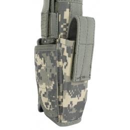 AMA Airsoft Universal WrapLock Pistol Holster - ACU