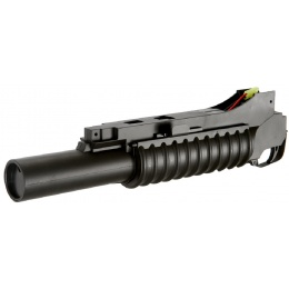 Dboys Airsoft Spring M203 Grenade Launcher - BLACK