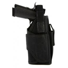 AMA Airsoft Universal WrapLock Pistol Holster - BLACK