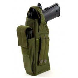 AMA Airsoft Universal WrapLock Pistol Holster - OD