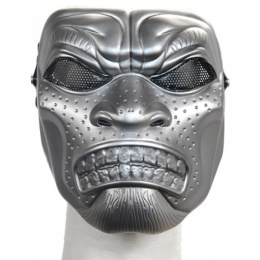 Airsoft Persian Immortal Face Mask - SILVER