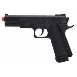 Airsoft M1911 Spring Pistol - BLACK