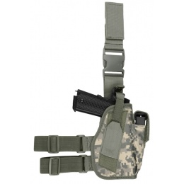 AMA Airsoft Drop Leg M9 / P226 / P229 Pistol Holster - ACU