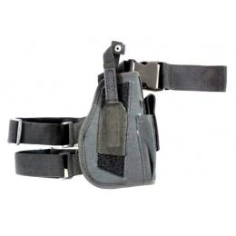 AMA Airsoft Drop Leg M9 / P226 / P229 Pistol Holster - BLACK