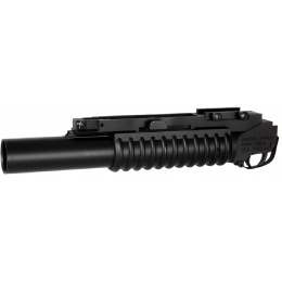 ICS Airsoft M203 RIS Mount Grenade Launcher w/ 70 Rd Grenade