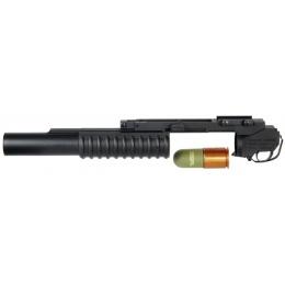 ICS Airsoft M203 RIS Mount Grenade Launcher w/ 70 Rd Grenade