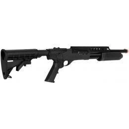 PPS M870 Tactical RIS Pump Action Shotgun w/ Retractable Stock