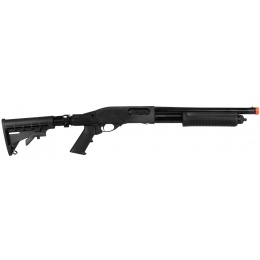 PPS M870 Shell Ejecting Pump Action Shotgun w/ Retractable M4 Stock