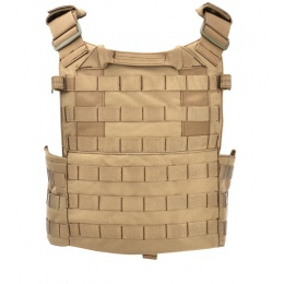 Lancer Tactical Airsoft 4906 MOLLE Plate Carrier - CAMO