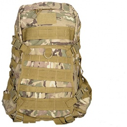 Lancer Tactical Airsoft Outdoor Every Day Carry FAST-Pack - CAMO