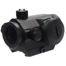 Lancer Tactical Airsoft Mini Red & Green Dot Sight with Laser