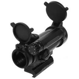 AMA 5-Intensity G4X Airsoft Red Dot Scope w/ Mount