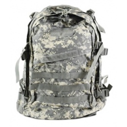 Airsoft Megastore Armory MOLLE Backpack - DIGITAL ARMY ACU