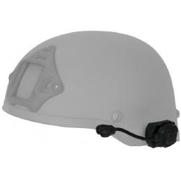 Lancer Tactical Multi-light 2-LED Helmet Light - BLACK