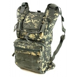 AMA Folding Backpack w/ MOLLE Webbing - ARMY DIGITAL ACU
