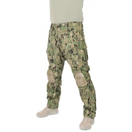 Lancer Tactical Airsoft Gen3 Combat Pants - JUNGLE DIGITAL- SMALL