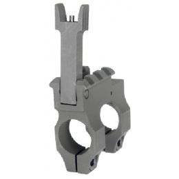 Lancer Tactical Airsoft M4 Flip-Up Iron Sight Gas Block