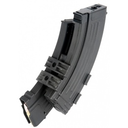 CYMA 1100rd Winding Dual Magazine for AK Series Airsoft AEG