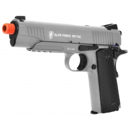 Elite Force Airsoft 1911 CO2 Blowback Tactical Pistol - SILVER