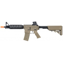 Golden Eagle JG Enhanced CQB M4 Series Airsoft AEG - TAN