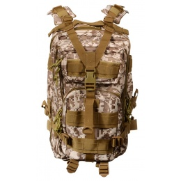 Airsoft Megastore Armory Advanced Backpack - DIGITAL DESERT TAN