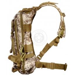 Airsoft Megastore Armory Advanced Backpack - DIGITAL DESERT TAN