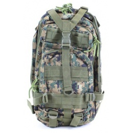 Airsoft Megastore Armory Advanced Backpack - DIGITAL WOODLAND CAMO