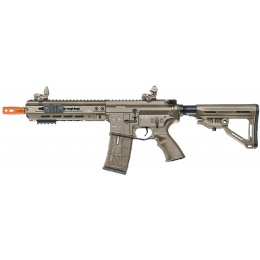 ICS CXP HOG Rear Wired Full Metal M4 Series Airsoft AEG - TAN