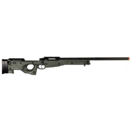 AGM Airsoft MK96 Bolt Action Sniper Rifle - OLIVE DRAB GREEN