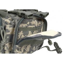 AMA Airsoft Urban Assault Waist UtiliPack - DIGITAL ARMY ACU