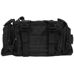 AMA Airsoft Urban Assault Waist UtiliPack - BLACK
