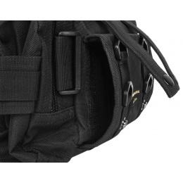 AMA Airsoft Urban Assault Waist UtiliPack - BLACK