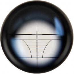 Lancer Tactical Airsoft 3-9x40 AOE Adjustable Zoom Illuminated Scope