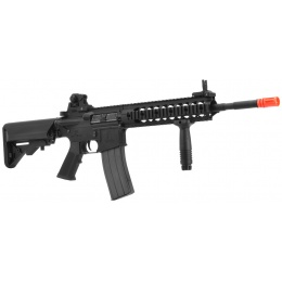 Lancer Tactical Full Metal URX RIS M4 series EBB Airsoft AEG