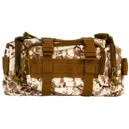 AMA Airsoft Urban Assault Waist UtiliPack - DIGITAL DESERT TAN