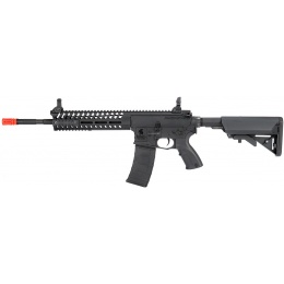 Lancer Tactical Airsoft M4 Multi-Mission AEG w/ Recoil System - BLACK