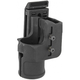 UK Arms Airsoft Speed Flashlight Holster Accessory - BLACK