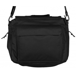 AMA Waterproof Nylon Operator's Shoulder Bag - BLACK