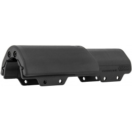 LaRue Tactical Airsoft RISR Reciprocating Inline Stock Riser - BLACK