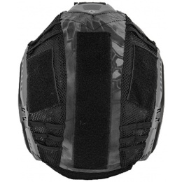 UK Arms Airsoft Maritime Tactical Mesh Helmet Cover - TYPHON