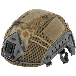 UK Arms Airsoft Maritime Tactical Mesh Helmet Cover - NOMAD
