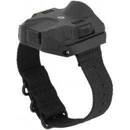 UK Arms 240 Lumen USB Rechargeable LED Wrist Light - BLACK